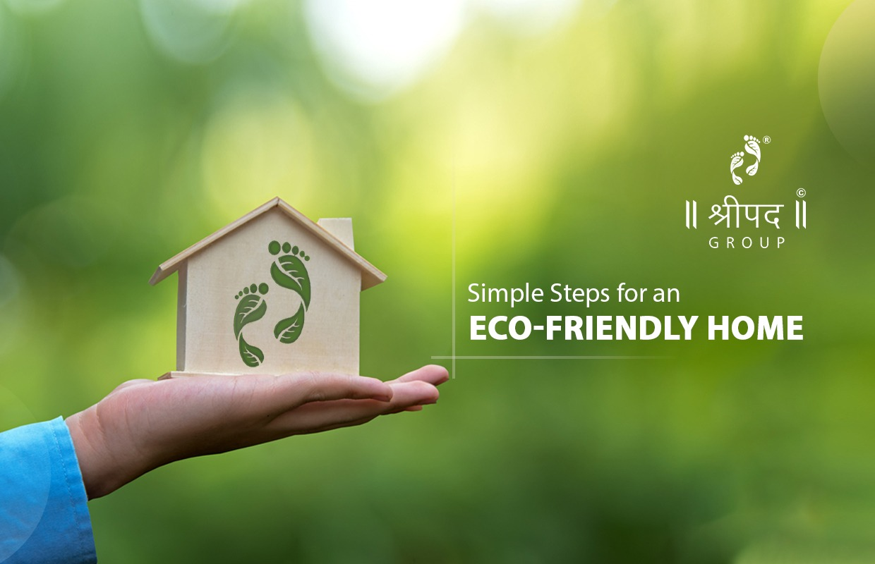Simple Steps for an Eco-Friendly Home